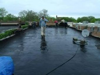 Call for commercial roofing!