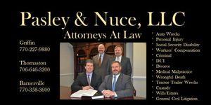 Pasley & Nuce, LLC.