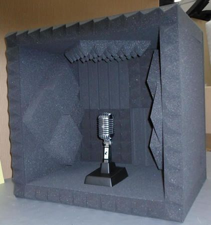Ask about our acoustic foam.