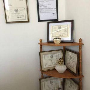 Massage certifications