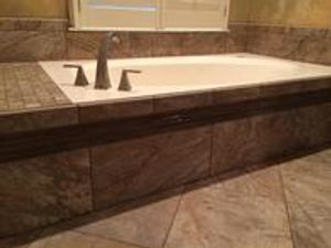 The top choice in Johns Creek and surrounding areas for kitchen and bathroom remodeling, countertop installation, basement renovations, flooring installation, and more!  Contact us today or stop by our showroom!