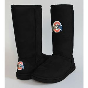 Ohio State boots for her