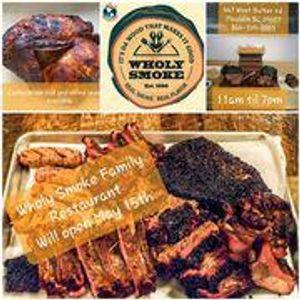 Image 5 | Wholy Smoke Family Restaurant