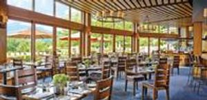 Interior photo of Flannel Restaurant