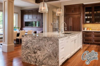 Creative Stone of Fayetteville offers beautiful granite, mable, and quartz countertops, as well as quality-built cabinets and flooring. Call us today for all  your kitchen and bathroom remodeling needs.