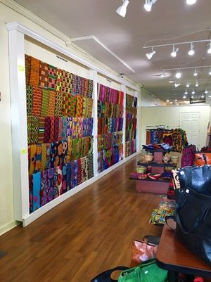 Huge selection of African Fabric