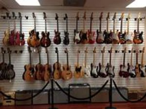 Heritage Jewelry & loans guitar selection