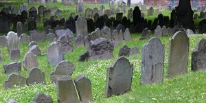 The History of the Gravestone