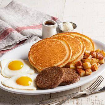 Farmer's Choice Breakfast