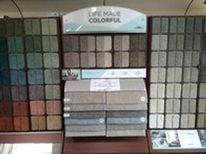 Are you wanting new carpet installed in your home? We have many color options for you to choose from!