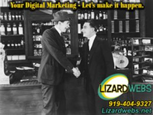 Lizardwebs Digital Marketing - New fashioned marketing, old-fashioned courtesy.
