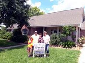 Market Realty, Inc proudly served the Williams family and they are happy to now be Carmine residents!