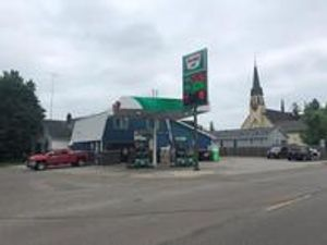 Freeport Gas & Grocery Sinclair gas station