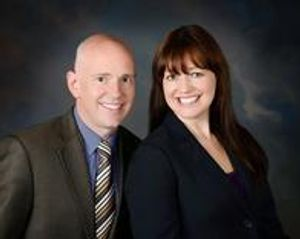 Angela and Sean McIlveen, Partners at McIlveen Family Law Firm