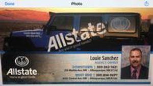 Image 3 | Louie Sanchez: Allstate Insurance