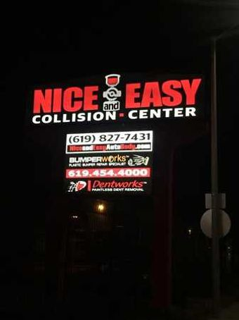 Image 2 | Nice & Easy Collision Center