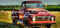 Protect your Truck for years to come!