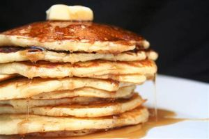 But don't worry, you can still order our world known pancakes, waffles, crepes and omelets anytime we're open.