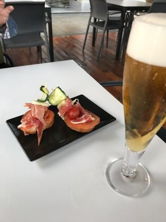 Come to Bar Granada to enjoy cold drinks, delivered quickly along with flavorful tapas and tasty small plates made fresh from organic, locally-sourced ingredients.