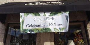 Oram's Florist, LLC
