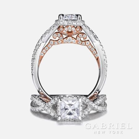 Gabriel New York Engagement Rings
