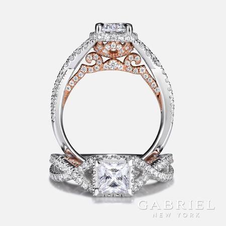 Gabriel New York Engagement Rings