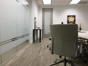 We do white frost to luxury offices...