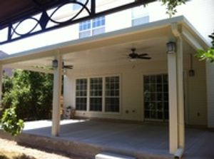 Covered Patios in Conroe TX