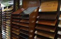 Great selection of wood flooring, tile, carpet and laminate to choose from.