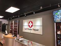 CPR Cell Phone Repair North Tampa FL - Store interior
