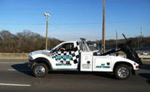 Light duty towing available 24 hrs a day.