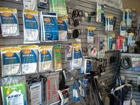 We sell belts, bags, filters and more for your vacuum.