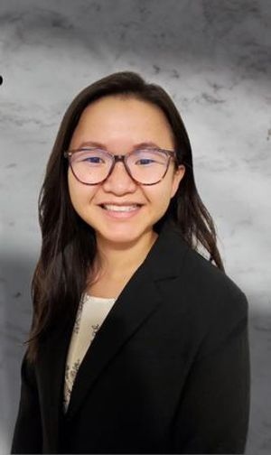 Dr. Chuong was born in Malaysia and raised in Katy, Texas. She was the youngest of three girls in the family. Her parents had high goals for all their girls; however, after her high school graduation, she did not have a clear calling about her future. During her time at UT Austin, she joined the Pre-Optometry Professional Society, and she appreciated the supportive and encouraging community of the group and decided to pursue optometry as her career. She especially appreciates the fact that she can utilize her knowledge to help others, and through it, she could improve people's quality of life.