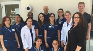 The caring & experienced team at VCA Brickell Animal Hospital
