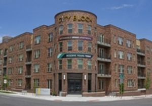 One City Block, located in Uptown Denver