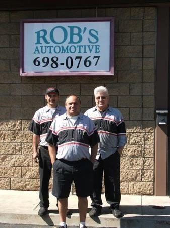 auto repair shop, La Mesa, CA 91942