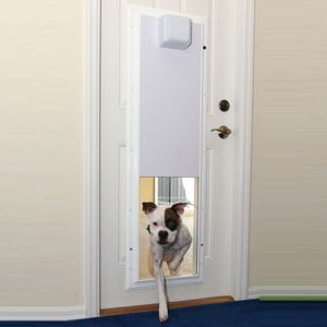 Premium Pet Doors also offers installation services provided by installers with over 25 years of pet training experience to help your pet learn how to properly use their new door.