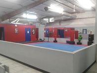 Our martial arts school
