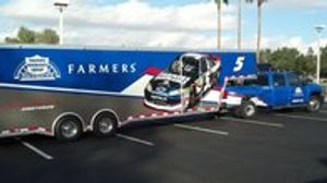 Farmers Insurance Group/Great Clips-sponsored by NASCAR driver Kasey Kahne