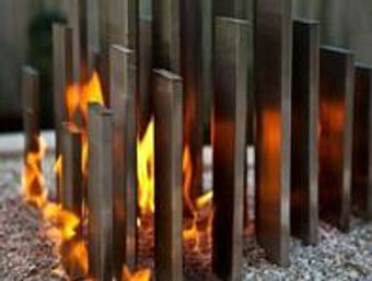 Custom fire pit!