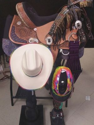 Image 2 | Moss Saddles Boots & Tack