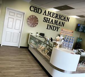 CBD American Shaman Indy