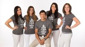 Our team at our orthodontics office!