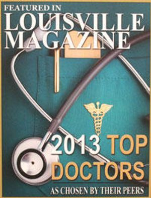 2013 Louisville Top Doc Award