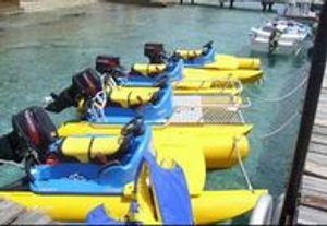 ZEGO Sport Boats
