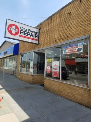 CPR cell phone repair Lansing IL - Store directions