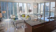 Amazing views through floor-to-ceiling windows. Large spaces, plenty of light