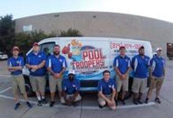 Pool Troopers Team in Dallas, TX