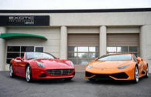 Image 2 | Exotic Car Collection by Enterprise