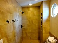 Contact us for our bathroom remodeling services.